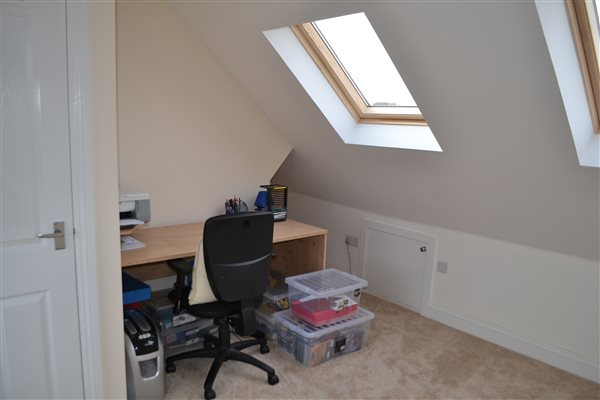 Loft conversion in Hounslow TW3 2RB
