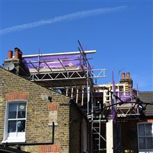 Full width rear mansard in Balham SW12 Lambeth Council