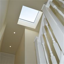 Glass roof light loft conversion Chiswick W4 by Ash Island Lofts