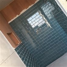 Tiles fitted in Isleworth for the Bathroom