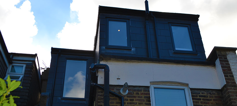 Rear Dormer Loft Conversion in Acton, W3