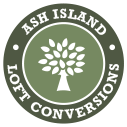 Ash Island Lofts. Loft Conversions Chiswick: Our Logo.