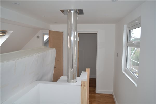 Loft conversion in Isleworth TW7 7JH