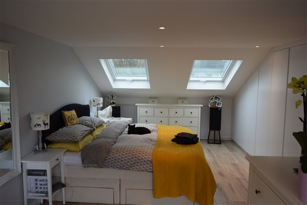 Loft conversion in Wandsworth SW18 1JG