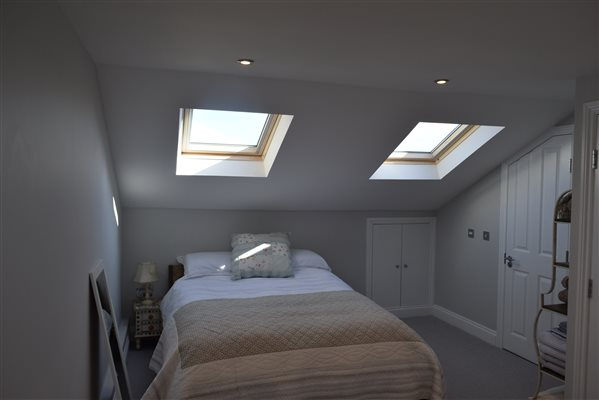Loft Conversion in Shepherds Bush W12 9AQ