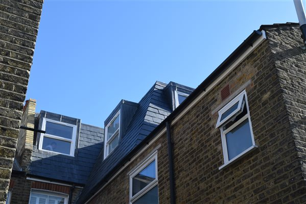 Loft conversion in Tooting SW17 9HL