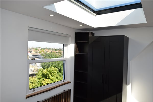 Loft conversion in East Dulwich SE22 9PJ