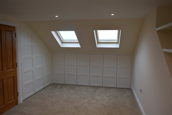 Loft conversion in Isleworth TW7 7HT
