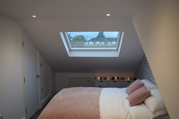 Loft conversion in Isleworth TW7 4HQ