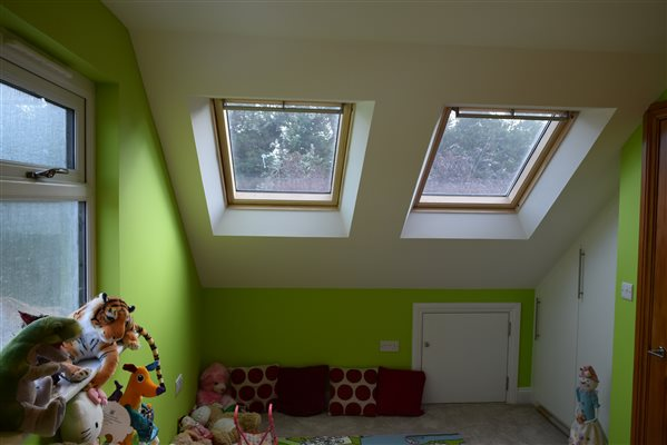 Loft conversion in Twickenham TW2 6EQ