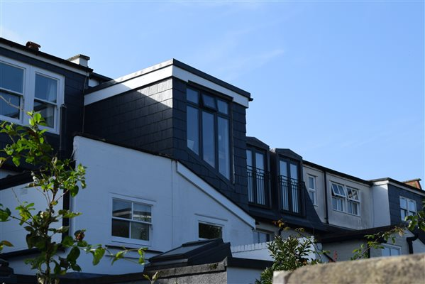 Loft conversion in Barnes SW13 0AY