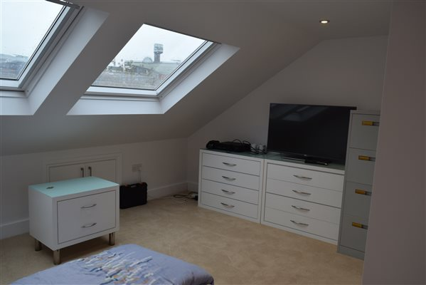 Loft conversion in Hammersmith W6 8JT