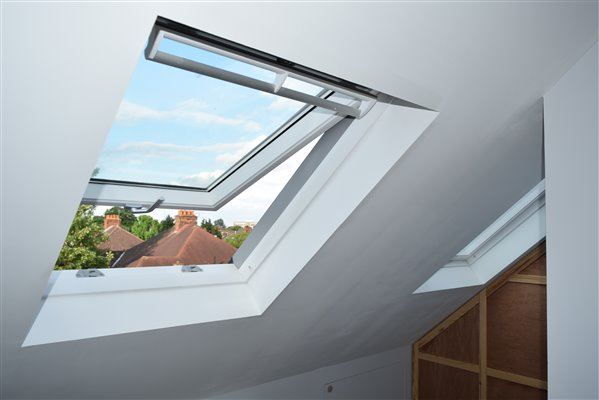 Loft conversion in Gunnersbury W3 9AE