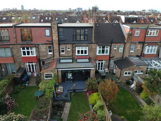 Loft conversion in W13 9UQ