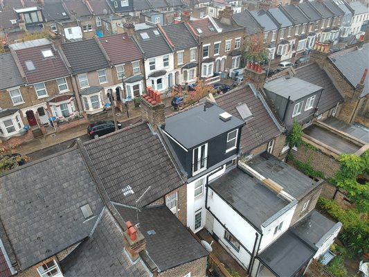 Loft conversion in Kensal Green NW10 5SR
