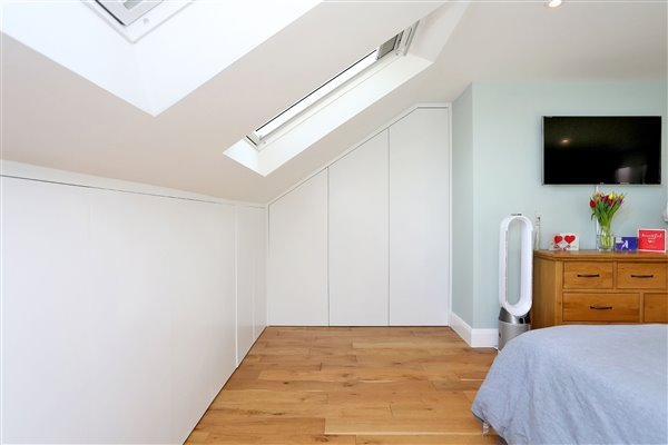 Loft conversion in Kennington SE17 3RY