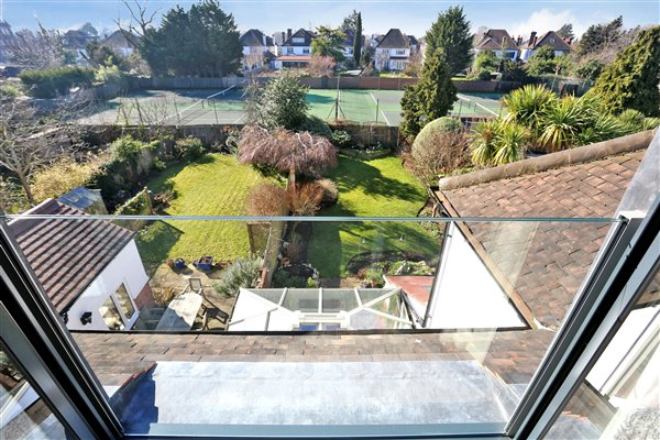 Loft conversion in Acton W3 9AL