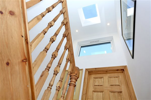 Loft conversion in Chiswick W4 2HY