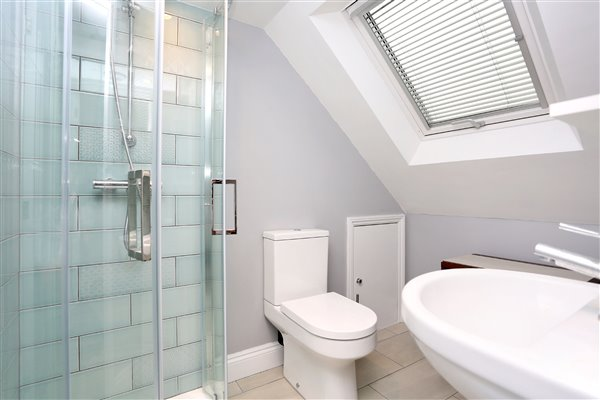 Loft conversion in Isleworth TW7 7JL