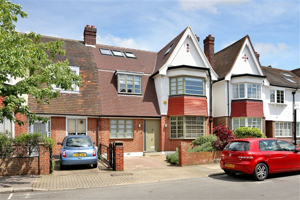 Loft conversion in Wandsworth Common SW18 3LW