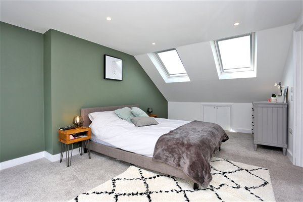 Loft conversion in Ealing W13 9HS