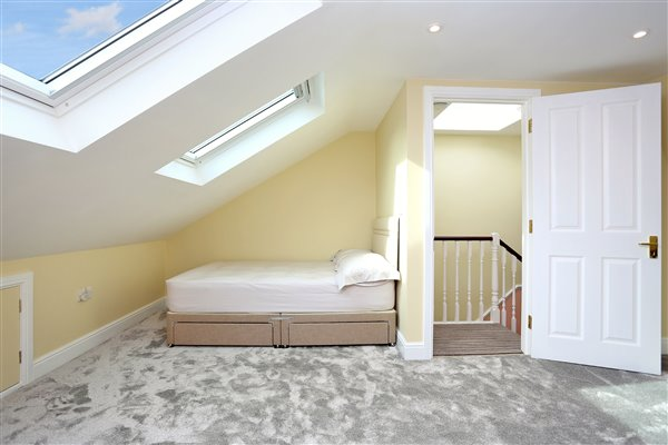Loft conversion in Hammersmith W6 8JW