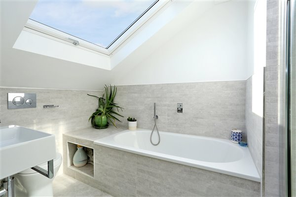 Loft conversion in Streatham SW16 6BA