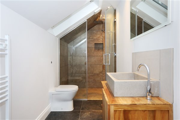 Loft conversion in Acton W3 6QL
