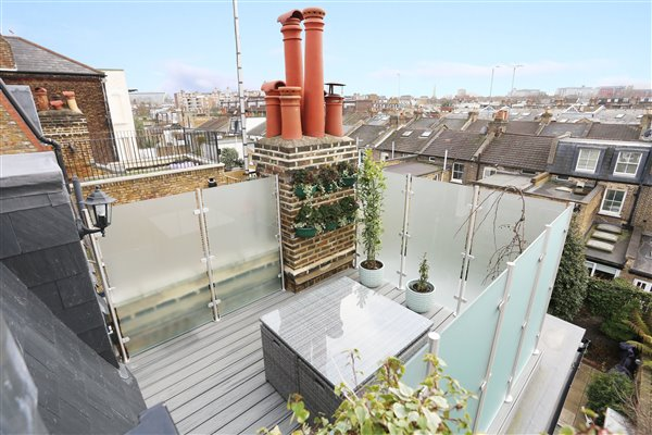 Loft Conversion in Brook Green W14 0JT