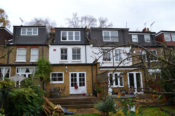 Loft Conversion in Chiswick W4 3QP