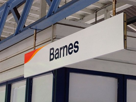 Move to Barnes, SW London