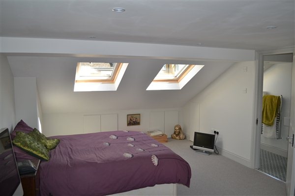 Loft Conversion in Shepherds Bush W12 7JZ