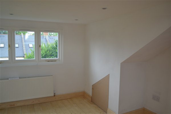 Loft Conversion in Chiswick W4 3QU