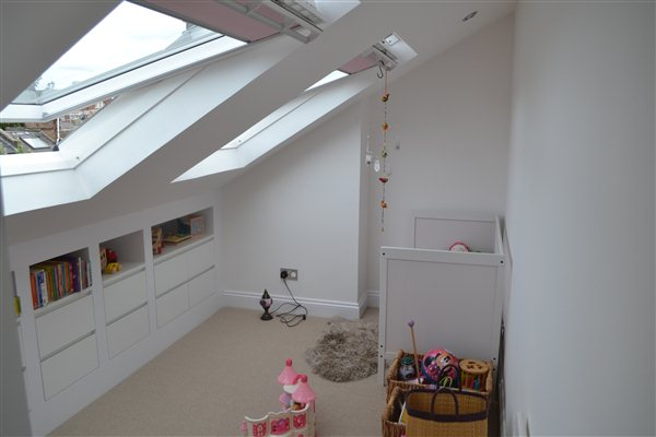 Loft Conversion in Shepherds Bush W12 8PB