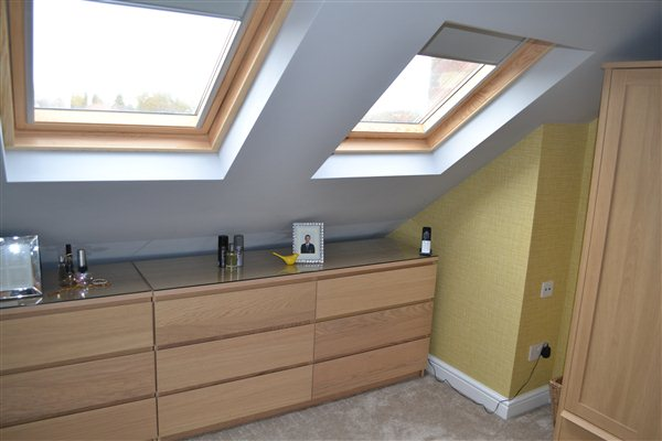 Loft conversion in Feltham TW14 9SR