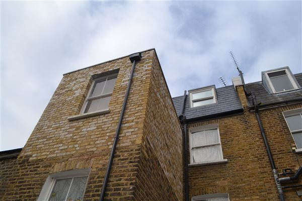 Loft Conversion in Shepherds Bush W12 9BD