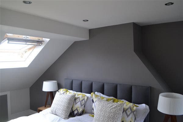 Loft conversion in Teddington TW11 0RA