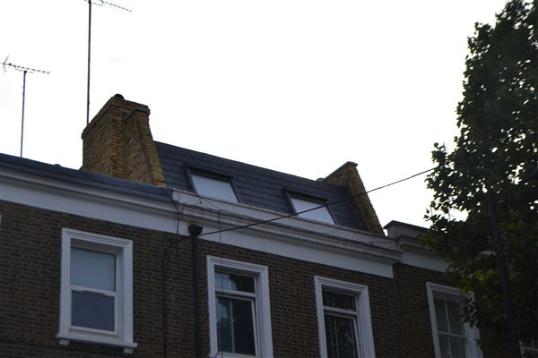 See photos of our mansard roof extension in fulham sw6 4ql for What is a mansard roof
