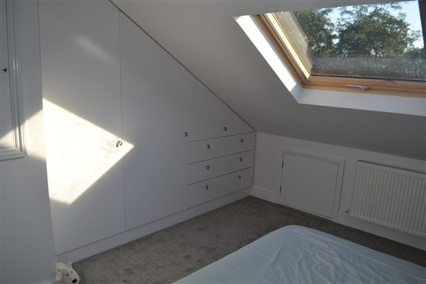 Loft conversion in Brentford conservation area TW8