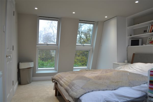 Loft Conversion in Hammersmith W6 8HB