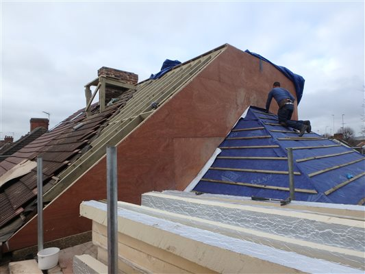 Dormer up in Ealing W13