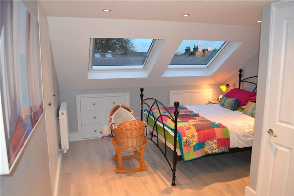Loft Conversion in Lee SE12 3QH