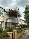 Richmond TW9 loft conversion underway