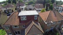 Loft conversion in Egham TW20 8HW