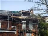 First of the two dormers in Ealing W5 taking shape