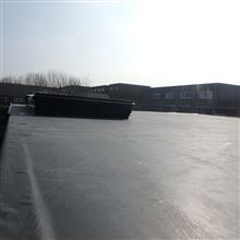 Our Rubber Roof Finish in Wandsworth