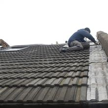 Roof leadwork in loft conversion Isleworth