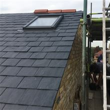 loft conversion reroof in West Ealing W13 by Ash Island Lofts