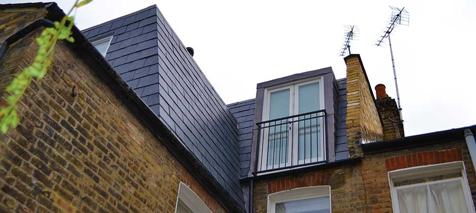 Rear Dormer Loft Conversion in Hammersmith W6